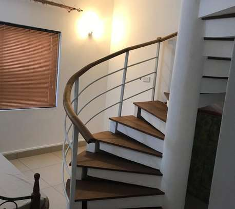 3br executive beach penthouse apartment for rent in Bamburi Beach. 2430 image 2