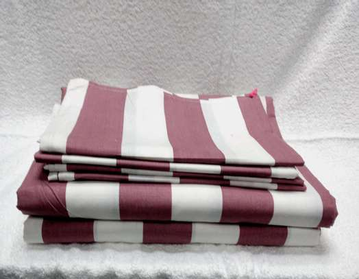 7 by 8 Lux core bed sheets sets with 1 Flat Sheet, 1 Fitted Sheet, and 4 Pillowcases. image 8