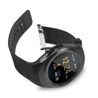 Q18 And Y1- Smart Watch Phone With Mpesa image 2