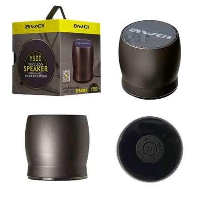bluetooth speaker image 1