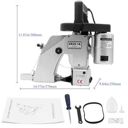 Factory Manufacturer Portable Bag Closer Sewing Machine image 2