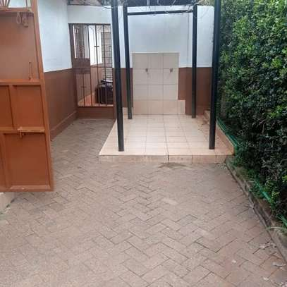 TOLET. One bedroom guest wing with private gate in Loresho image 2