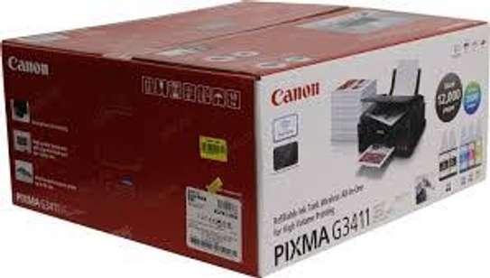 Cannon pixma G3411 printer wireless image 3