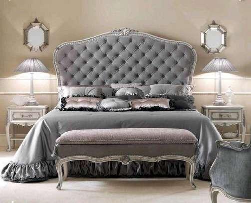 Modern antique beds for sale in Nairobi Kenya/Beds for sale in Nairobi Kenya/Modern beds for sale in Nairobi Kenya/Tufted beds kenya image 1