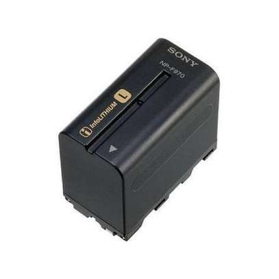 Sony Sony NP-F970 InfoLithium-Ion L Series Camcorder Battery image 2