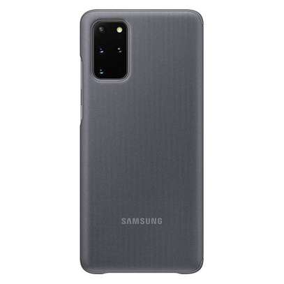 Official Genuine Clear View Cover Case For Samsung S20 S20 Plus With Sensor image 3