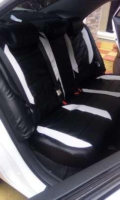 Pure Plain Car Seat Covers image 8