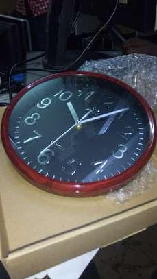 Nanny Wall Clock Cctvs image 3