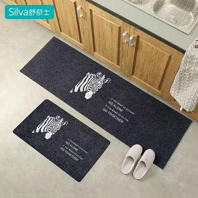 2 in 1 Kitchen long mat /bedside mat /corridor mat image 6