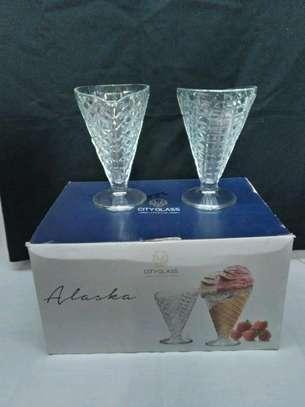 Milkshake glass image 1