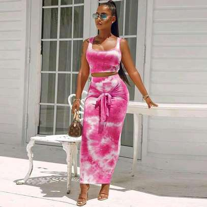 Two Piece | Maxi Skirt image 1