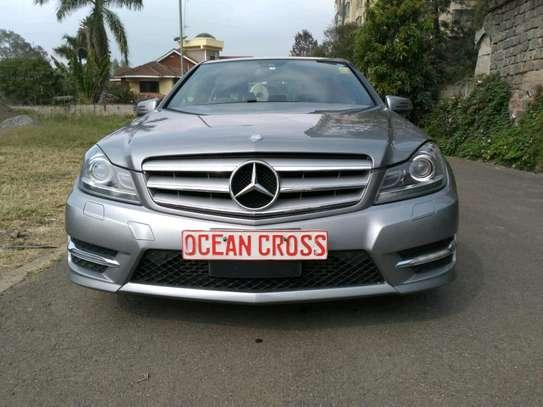 Mercedes-Benz C200 on sale image 10