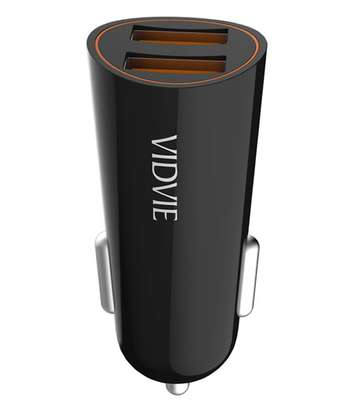 Vidvie Fast Car Charger With Cable (Iphone) image 1