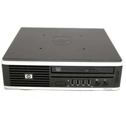 Hp Core 2 duo Ultra slim desktop image 1