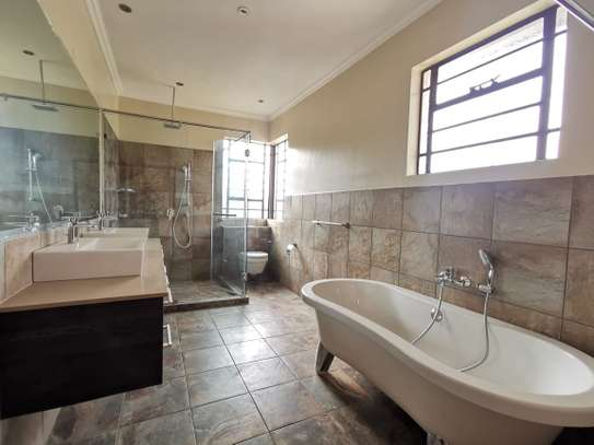 5 bedroom house for rent in Lower Kabete image 11