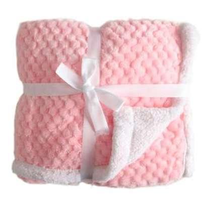 Soft Baby shawl image 3
