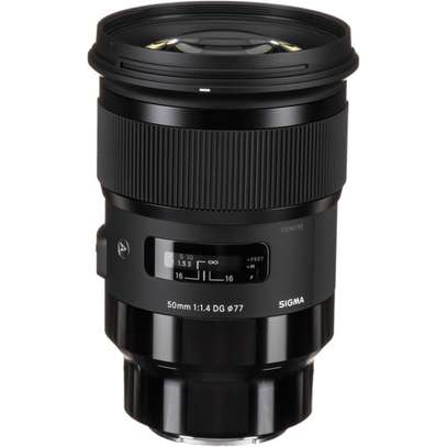 50mm f/1.4 for Sony E-Mount image 3