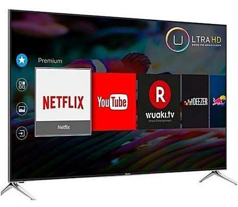 Hisence 70 inch smart Android 4k TV image 1
