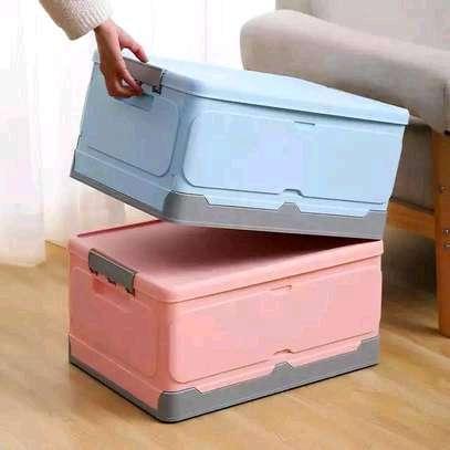 foldable storage boxes image 2