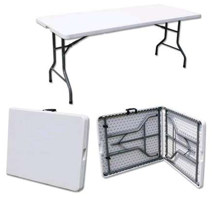 Foldable tables available for sale image 3