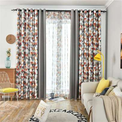 QUALITY CURTAINS WITH MATCHING SHEERS image 4