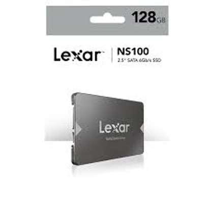 "LEXAR NS100 2.5"" SATA INTERNAL SSD 128GB image 1"