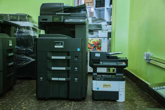 New Series New Arrival Kyocera Ecosys M3540idn Photocopier image 4
