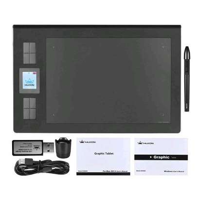 HUION DWH69 Portable Wireless Graphics Tablet image 1