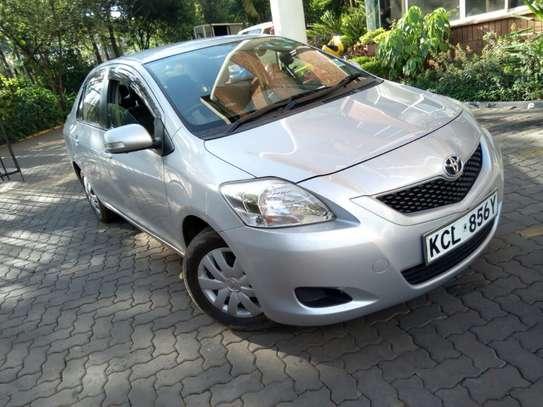 Toyota  Belta for Hire image 1
