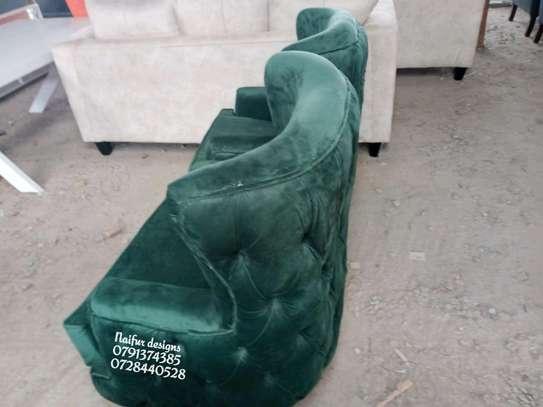 One seater sofas/sofas/modern single seater sofas/green sofas/ image 3