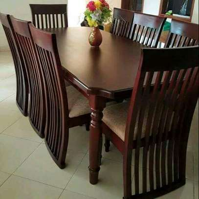 8-Seater Dining Table on offer image 1