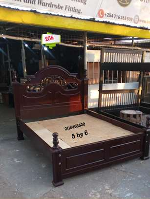 5 by 6 ready made bed image 2