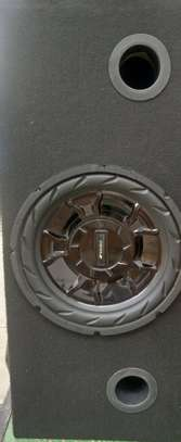 Speakers amplifier, 2 Pioneer 6*9s , woofer and woofer box image 1