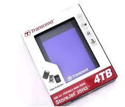 4tb transcend external harddisk image 1