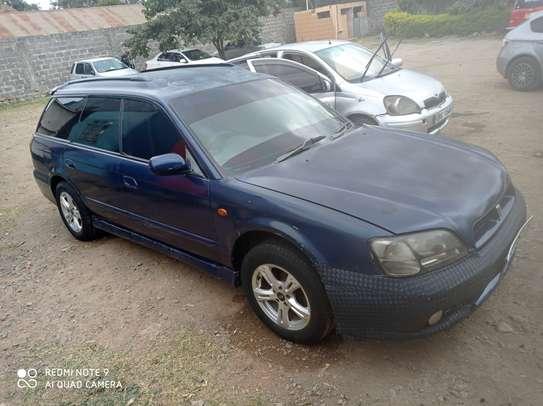 Subaru legacy , clean BH5 for sale image 8
