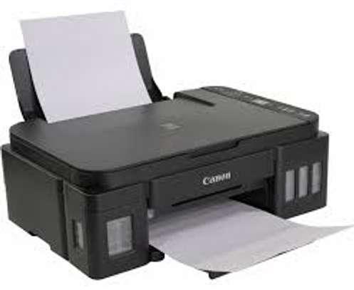 Cannon pixma G3411 printer wireless image 1