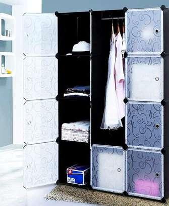 Plastic durable wardrobes image 2