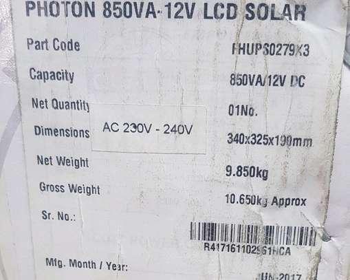 Scott power 850va 12V 1.5kva hybrid inverter image 2
