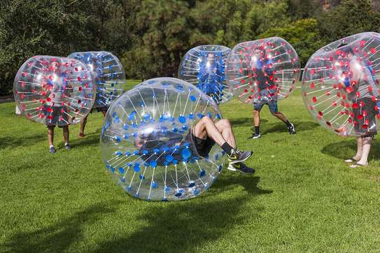 Inflatable Interactive Games image 11