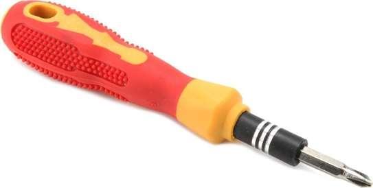 Multi functional MINI Magnetic Screwdriver Handy Tool Kit image 4