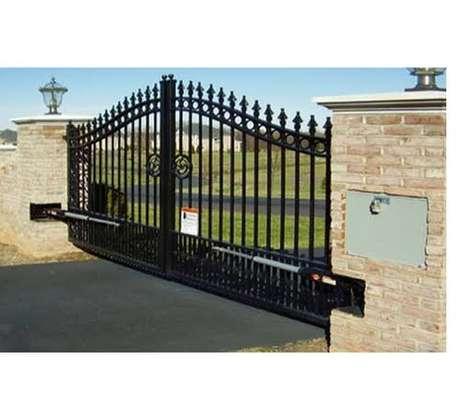 Automated gates image 2