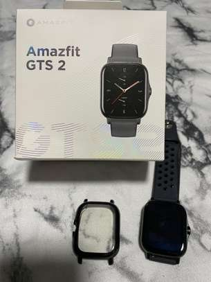 """Amazfit GTS 2 Smartwatch with 1.65"""" AMOLED Display, Built-In GPS, 3GB Music Storage, 7-Day Battery Life, Bluetooth Phone Calls, 90 Sports Modes, Health Tracking, Water Resistant, image 5"""