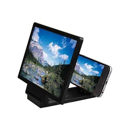 3D Screen Magnifier Protector Screen for Movies Videos and Gaming With Foldable image 1