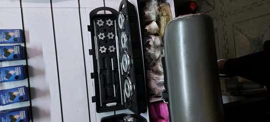50kg set dumbells image 1