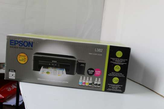 Epson L382 All In One Printer image 1