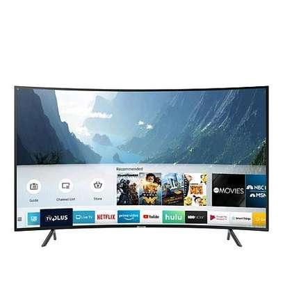Samsung 65 Inch – Digital -Smart -UHD 4K Curved Tv image 1