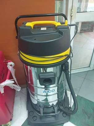 wet and dry vacuum cleaner/industrial vacuum cleaner/factory or shopping use vacuum cleaner image 1