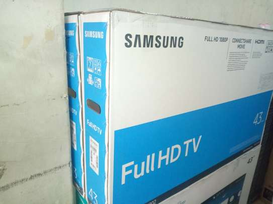 "Samsung 43"" smart n5202 tv"