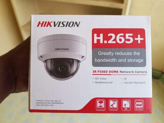 Cctv camera System installation in Kenya image 2