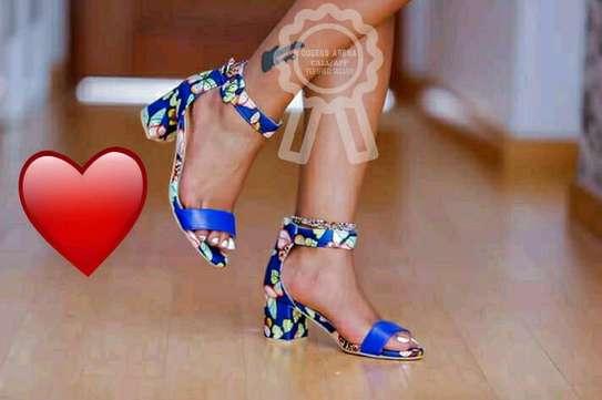 Trendy Chunky Heels image 3